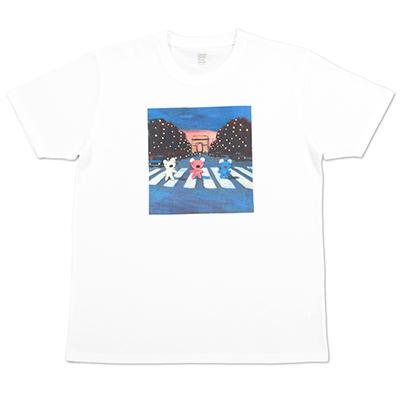 半袖Tシャツ「横断歩道」
