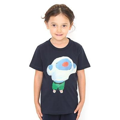 半袖Tシャツ「ふくをきる」(おそろい) 商品画像