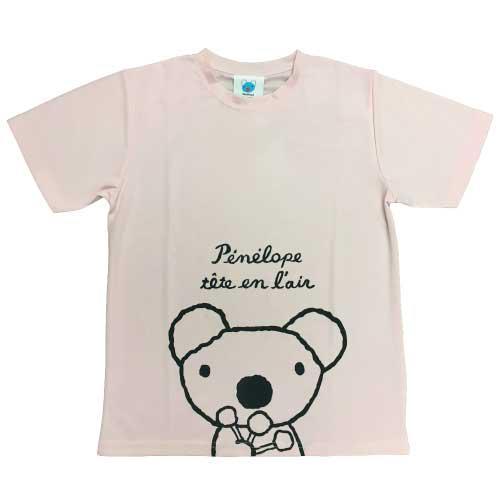 吸汗速乾ペネロペプリント半袖Tシャツ-B 商品画像
