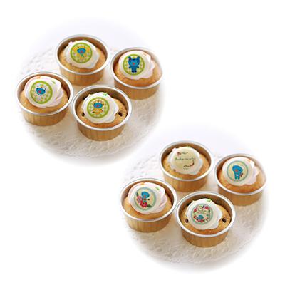プリカップケーキ4個セット 商品画像