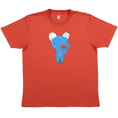 半袖Tシャツ「ペネロペとドゥドゥ」