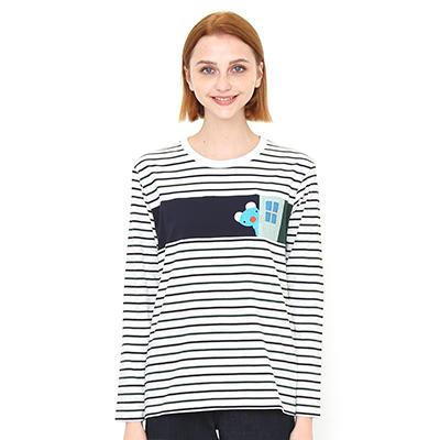 長袖Tシャツ「ようこそ」(おそろい) 商品画像