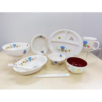 ペネロペフラワー こども茶碗 商品画像