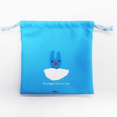 ペネロペ巾着(フェイス) 商品画像