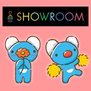 SHOWROOMに「手描きペネロペ」アバターの新作追加!