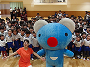 ペネロペ「ひばり幼稚園」訪問レポート